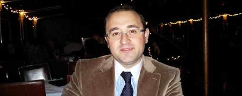 Juan Luis García Guirao, el Catedrático de Universidad más joven de España