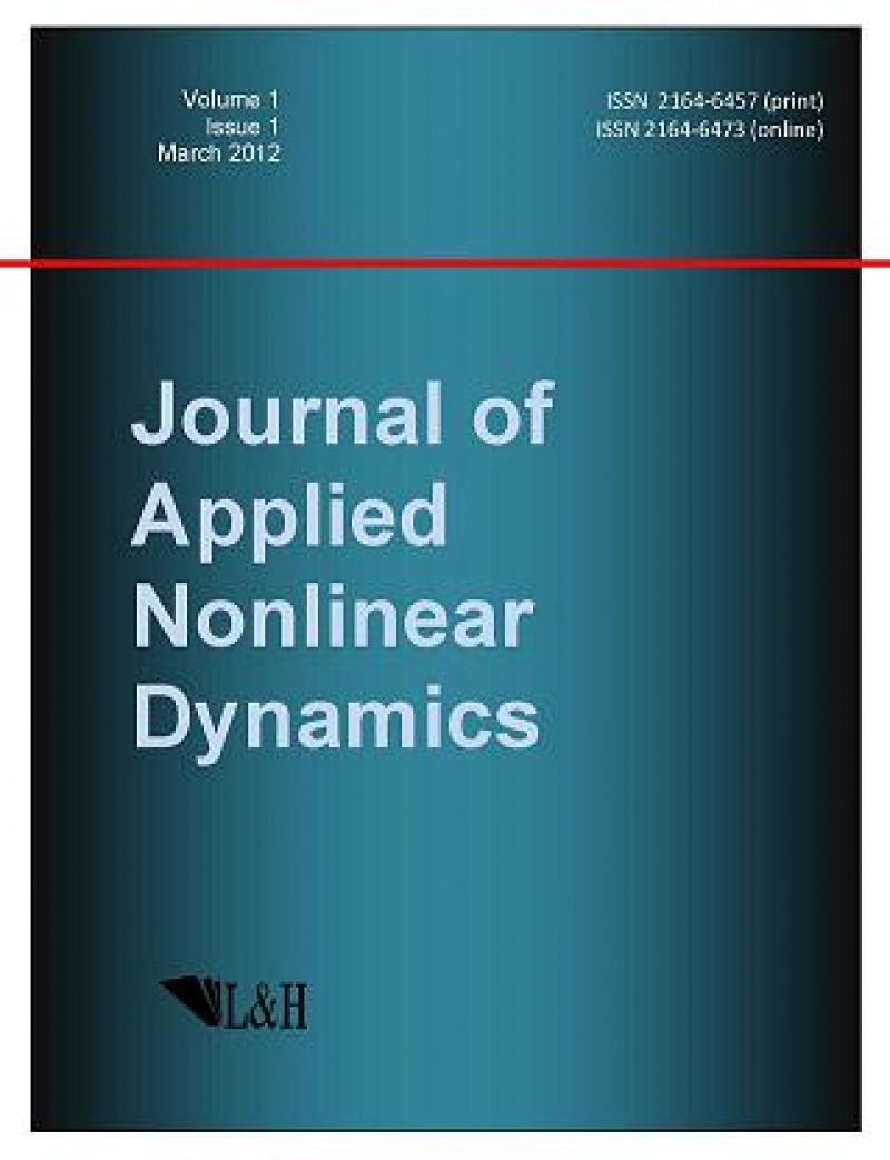 Juan Luis García Guirao elegido Editor Asociado y miembro del Comité Editorial de las revistas Discontinuity, Nonlinearity, and Complexity y Journal of Applied Nonlinear Dynamics respectivamente